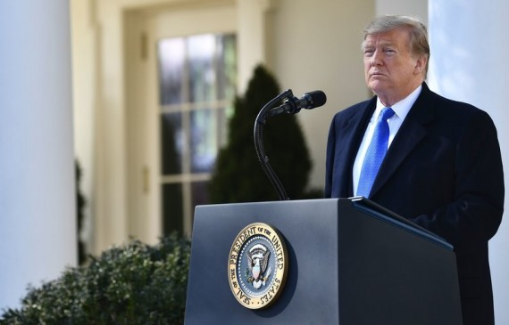 US में साइबर अटैक का डर ! राष्ट्रपति ट्रंप ने घोषित की नेशनल इमरजेंसी