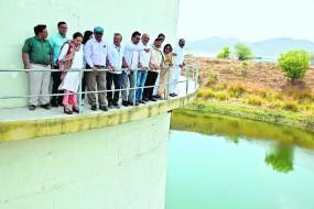 पेंच और कन्हान में 10 जून तक का पानी शेष, बूंद-बंद पानी बचाना जरूरी