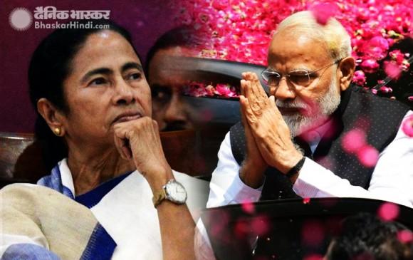 राजनीतिक तल्खी के बीच मोदी के शपथ ग्रहण में शामिल होंगी ममता