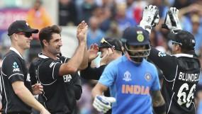 आईसीसी विश्व कप-2019: अभ्यास मैच में न्यूजीलैंड ने भारत को 6 विकेट से हराया