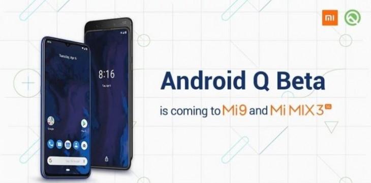 Xiaomi का नया स्मार्टफोन Android Q बीटा वर्जन के साथ लॉन्च होगा!