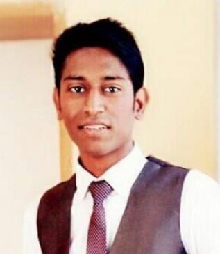 कॉलेज में युवक की हत्या, जिला अस्पताल में हंगामा