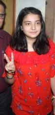 नागपुर शहर से अव्वल अनुजा सहस्त्रबुद्धे कंप्यूटर साइंस में बनाना चाहती है कॅरियर