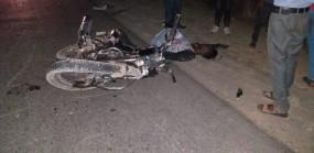 सड़क हादसों में 4 ने गंवाई जान, मृतकों में तीन बाइक सवार शामिल