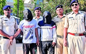 सगी बहनों की हत्या करने वाले आरोपी गिरफ्तार