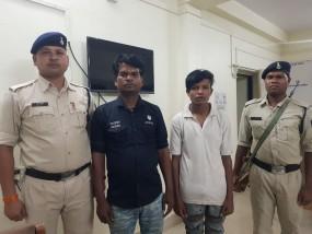 नाबालिग का अपहरण कर किया बलात्कार, छिंदवाड़ा से आरोपी को किया गिरफ्तार