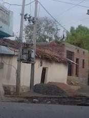 बिजली की ट्रिपिंग बनी मुसीबत , 46 गांव और कर्मचारी 6