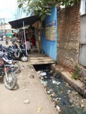 बरसात में बाढ़ के कहर से बच नहीं पाएगा शहडोल शहर