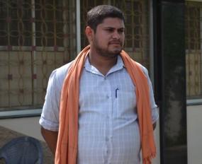 रिश्वत लेने के आरोप में आरईएस का सब इंजीनियर गिरफ्तार , लोकायुक्त की कार्रवाई