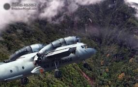 एएन-32 हादसा: 13 शवों के साथ 12 हजार फीट की ऊंचाई पर फंसी बचावकर्मियों की टीम