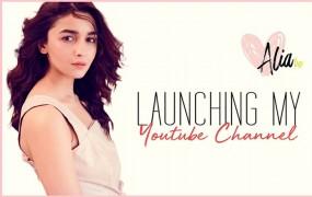 ट्विटर, इंस्टा के बाद अब यूट्यूब पर फैंस से रूबरू होंगी आलिया भट्ट