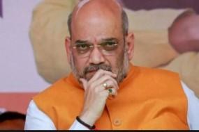 Fake News: संसद में सोए गृहमंत्री अमित शाह ?
