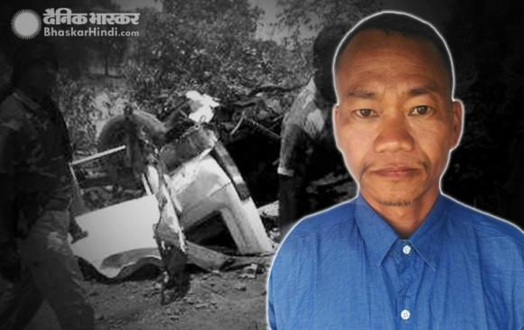 असम राइफल्स पर हमला करने वाला उग्रवादी पकड़ाया, हमले में 2 जवान हुए थे शहीद