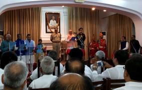 नीतीश कैबिनेट में जेडीयू के 8 विधायक बने मंत्री, बीजेपी को नहीं मिली जगह