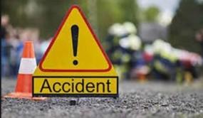 बोलेरो की टक्कर से घायल बाइक सवार की मौत , सिर की चोट बनी मौत का कारण