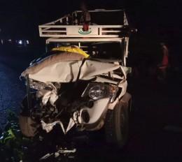 छत्तीसगढ़: बीजापुर में भीषण सड़क हादसा, 5 लोगों की मौत 12 घायल