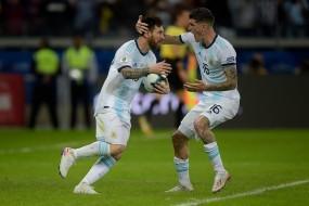 Copa America 2019: मेसी की अर्जेंटीना ने कतर को 2-0 से हराया, क्वार्टर फाइनल में किया प्रवेश