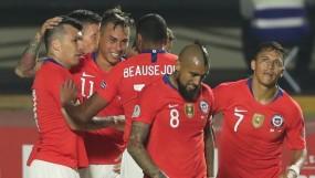 Copa America 2019: चिली ने जापान को 4-0 से हराया, एडुअर्डो वर्गास ने 2 गोल दागे