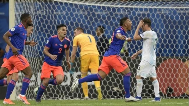 Copa America: कोलंबिया ने अर्जेंटीना को 2-0 से हराया, मेसी की टीम से 12 सालबाद जीता मैच