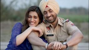 अर्जुन पटियाला ट्रेलर: इंडिया की 245वीं पुलिस वाली पिक्चर, दिलजीत और कृति लग रहे कमाल