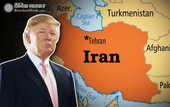 ट्रंप ने कहा, 10 मिनट पहले रोका ईरान पर हमला, 150 लोग मारे जा सकते थे
