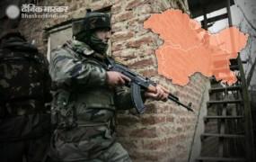 जम्मू-कश्मीर: पुलवामा में सुरक्षाबलों और आतंकियों के बीच मुठभेड़, दो आतंकी ढेर