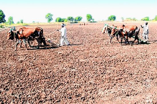 मानसून की देरी से खरीफ बुआई अटकी, किसानों की नजरें आसमान पर टिकी