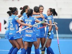 भारत ने जीता FIH विमेंस सीरीज फाइनल्स का खिताब, फाइनल में जापान को 3-1 से हराया