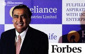 Forbes ने जारी की दुनिया की बड़ी कंपनियों की लिस्ट, टॉप 200 में सिर्फ Reliance