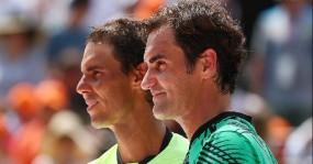 French open 2019: फेडरर और नडाल 8 साल बाद टूर्नामेंट के सेमीफाइनल में आमने-सामने