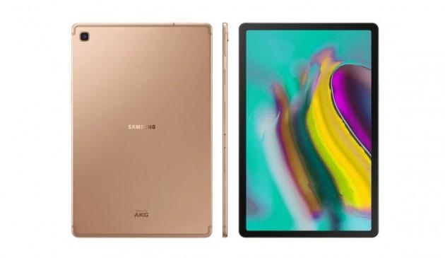 Samsung Galaxy Tab S5e और Galaxy Tab A 10.1 टैबलेट हुए लिस्ट, जानें कीमत