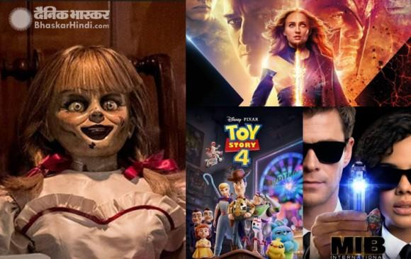 जून में बॉलीवुड फिल्मों के सामने होंगी ये हॉलीवुड फिल्में