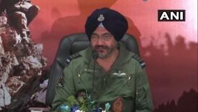 वायसेना प्रमुख बोले - एयरस्पेस में नहीं घुस सके पाकिस्तानी विमान, हमने हासिल किया सैन्य लक्ष्य