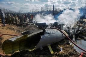 IAF Mi-17 क्रैश की जांच अंतिम चरण में, दो अधिकारियों का हो सकता है कोर्ट मार्शल