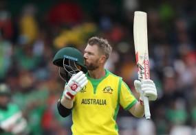 World Cup 2019 : ऑस्ट्रेलिया ने बांग्लादेश को 48 रन से हराया, वॉर्नर का शानदार शतक