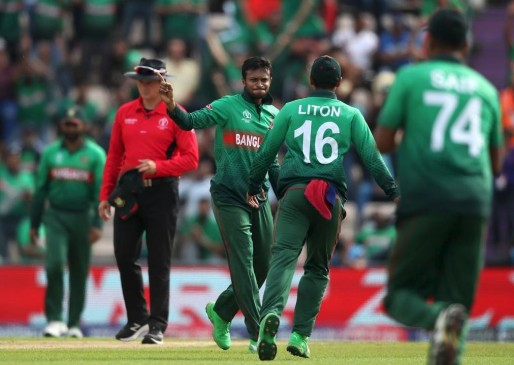 World Cup 2019: बांग्लादेश ने अफगानिस्तान को 62 रनों से हराया, शाकिब ने 5 विकेट झटके