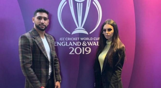 क्रिकेट वर्ल्ड कप में हार से बौखलाया पाकिस्तानी मूल का बॉक्सर, बोला- भारत से लूंगा बदला
