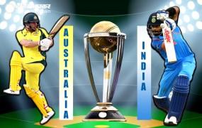 World Cup 2019: 36 रनों से हारा ऑस्ट्रेलिया, भारत की टूर्नामेंट में लगातार दूसरी जीत