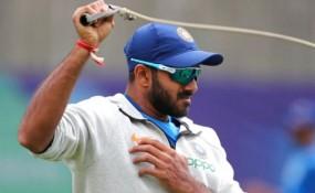 विजय शंकर की चोट पर बुमराह ने दिया अपडेट, कहा- वह अब पूरी तरह ठीक