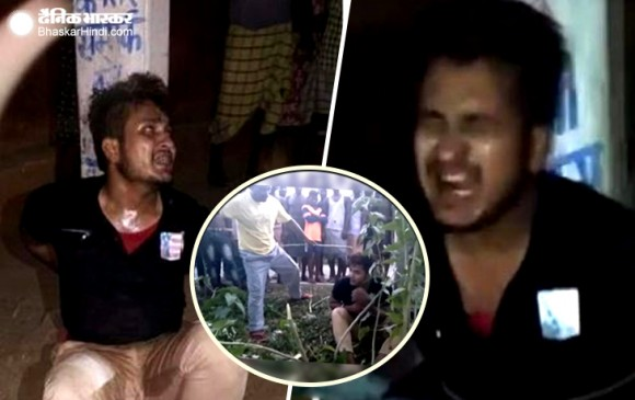 चोरी के शक में मुस्लिम युवक की पिटाई से मौत, भीड़ ने लगवाए जय श्री राम के नारे