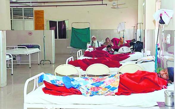 हीट एक्शन का अलर्ट , 51 की संदिग्ध मौत, कई अस्पताल में भर्ती