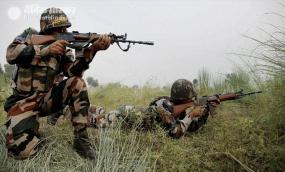 पुलवामा में 24 घंटे से चल रही मुठभेड़ में जैश के 4 आतंकी ढेर, सर्च ऑपरेशन जारी