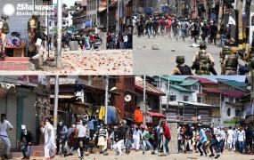 J&K: ईद के दिन सुरक्षाबलों पर पथराव, पुलवामा में महिला की गोली मारकर हत्या