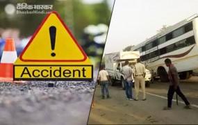 हजारीबाग: बस का ब्रेक फेल होने से भीषण सड़क हादसा, 11 की मौत, 25 घायल
