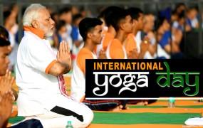 आज दुनियाभर में मनाया जा रहा योग दिवस, पीएम मोदी ने रांची में किया योग