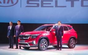 Kia Motors ने पेश की प्रीमियम कॉम्पैक्ट SUV Seltos, खास हैं इसके फीचर्स