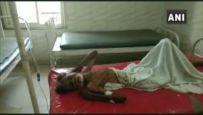 डॉक्टर ने रात में घोषित किया मृत, सुबह पोस्टमार्टम रूम में जिंदा मिला मरीज