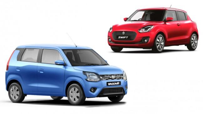 BS6-इंजन के साथ लॉन्च हुई नई Swift और Wagon R, जानें नई कीमतें