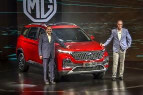 MG Hector भारत में हुई लॉन्च, शानदार कनेक्टिविटी फीचर्स से है लैस