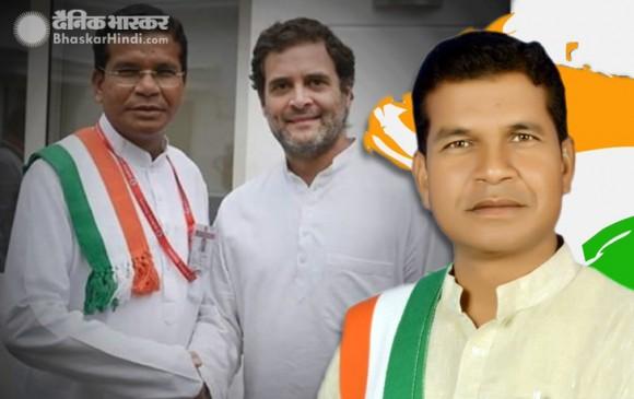 कांग्रेस में बदलाव शुरू, मोहन मरकाम बने छत्तीसगढ़ कांग्रेस के नए अध्यक्ष